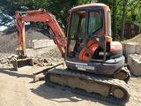 2004 Kubota KX161-3 Compact Excavator