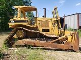 Cat D7H Crawler Tractor