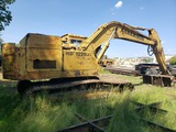 1998 Kato 1220SE-II Excavator w/ cab