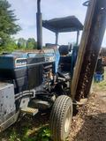 Ford 6640 Power Star Tractor
