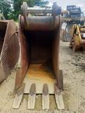Hensley SK400 1& 3/4 C Yard bucket