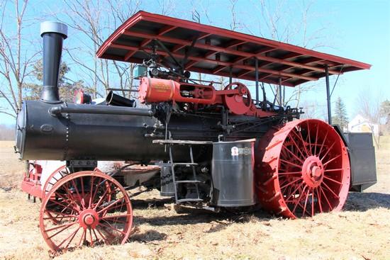 Hissa Steam Engine Auction