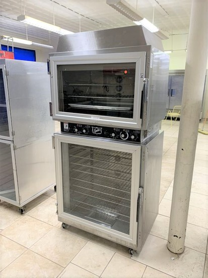 Duke  Proofer / Commecial Oven, model - AHPO-618