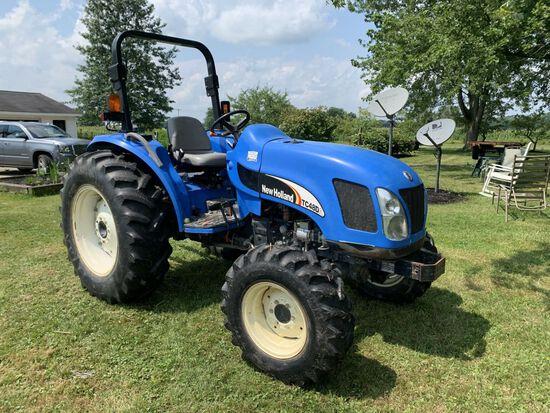 Beach Farm Equipment Auction