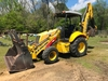 2007 NEW HOLLAND B95 BACKHOE LOADER  , S/N 31064194 , AS-IS,  2007 NEW HOLLAND B95 BACKHOE LOADER, O