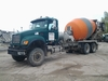 2005 MACK CV713 GRANITE 6X6  , S/N 1M2AG11C85M029370 , AS-IS,  2005MACK CV713 GRANITE REAR DISCHARGE