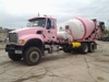 2004 MACK CV713 GRANITE 6X6  , S/N 1M2AG11C64M014557 , AS-IS,  2004MACK CV713 GRANITE REAR DISCHARGE