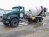2004 MACK CV713 GRANITE 6X4  , S/N 1M2AG11C74M015541 , AS-IS,  2004MACK CV713 GRANITE REAR DISCHARGE