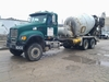 2004 MACK CV713 GRANITE 6X6  , S/N 1M2AG11C04M014361 , AS-IS,  2004MACK CV713 GRANITE REAR DISCHARGE