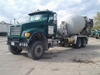 2003 MACK CV713 GRANITE 6X6  , S/N 1M2AG12C13M001955 , AS-IS,  2003MACK CV713 GRANITE REAR DISCHARGE