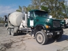 2003 MACK CV713 GRANITE 6X6  , S/N 1M2AG12CX3M001954 , AS-IS,  2003MACK CV713 GRANITE REAR DISCHARGE