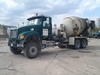 2003 MACK CV713 GRANITE 6X6  , S/N 1M2AG12C43M001951 , AS-IS,  2003MACK CV713 GRANITE REAR DISCHARGE