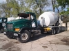 2003 MACK CV713 GRANITE  , S/N 1M2AG12C23M003763 , AS-IS,  2003MACK CV713 GRANITE REAR DISCHARGE MIX