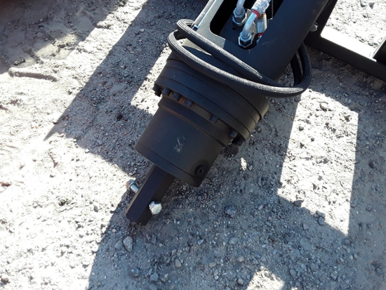 SKID STEER ATTACHMENT  , AS-IS,  #109512