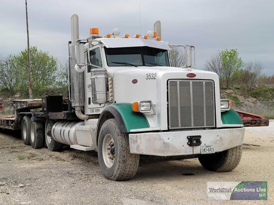 2012 Peterbilt 367 Truck, VIN # 1XPTP4EX8CD144221