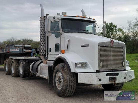 2012 Kenworth T800 Truck, VIN # 1XKDP4TXXCJ307658