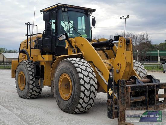 2013 CAT 950K Wheel Loader Vin# CAT0950KAR4A01183