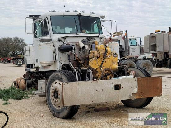 1997 Peterbilt 379 Truck, VIN # 1XP5DB8X9VD423102