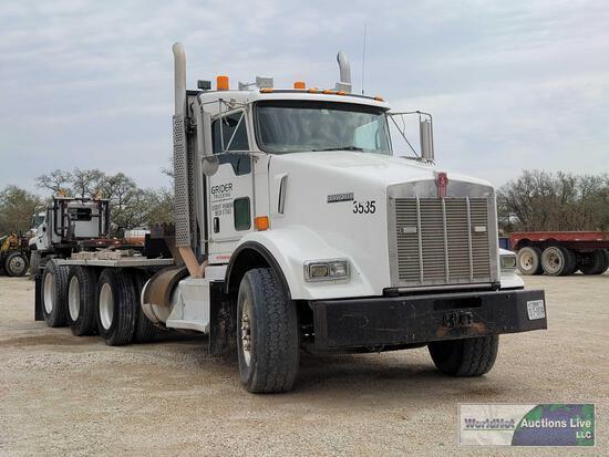 2012 Kenworth T800 Truck, VIN # 1XKDP4TX1CJ307659