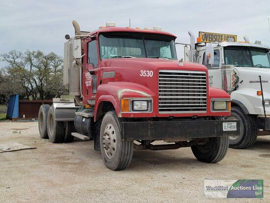 2008 Mack CHU613 Truck, VIN # 1M1AN09Y38N003150