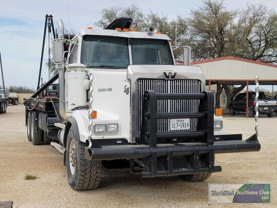 2005 Western Star Trucks 4900 SA Truck, VIN # 5KKHALDE05PV62520