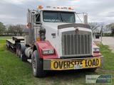 2008 Kenworth T800 Truck, VIN # 1XKDP4TX08R233255