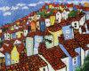 Scott Barden - Across the Rooftops, Totterdown, Bristol