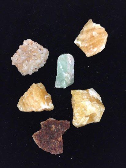 Crystal Rocks