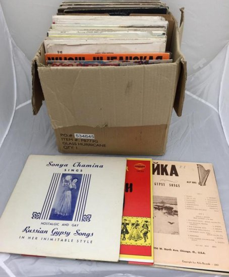 Lot of Russian Albums