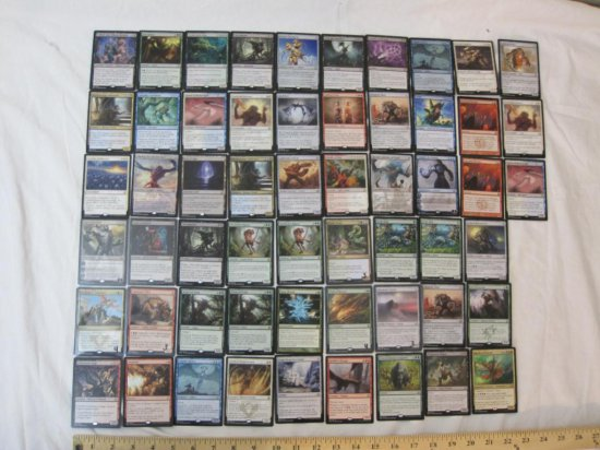 Lot of Rare/Mythic MTG Cards including Karn Liberated, Dark Confidant, Kozilek Butcher of Truth, and