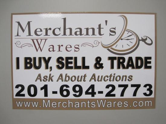 YOU MUST PICK UP the items in this auction OR YOU CAN make arrangements for us to deliver your
