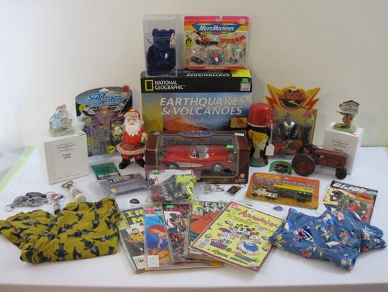 Vintage Toys, Comics, Collectibles & More