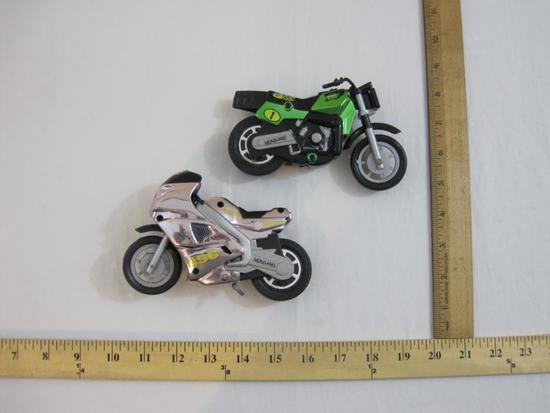 Two Mono-Pro Motorcycles, 11 oz