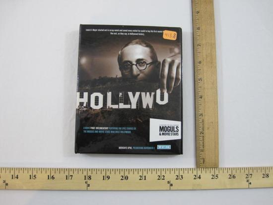 History of Hollywood Moguls & Movie Stars 7-Part Documentary Hosted By Ben Stein, 3 DVD Set, 2010