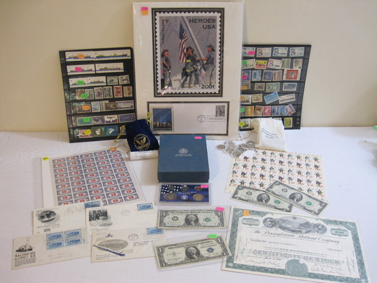 June 2019 Stamps, Coins, Ephemera and more