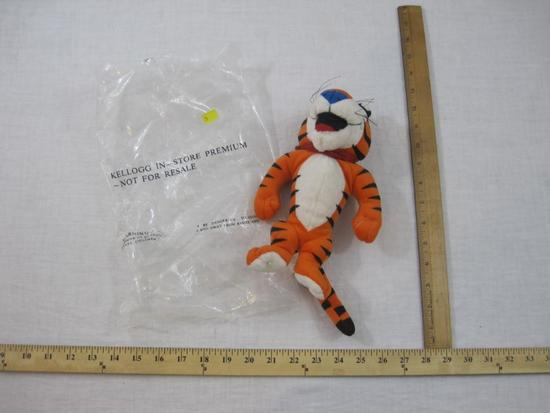 Tony the Tiger Plush, 1993 Kellogg Co, 5 oz