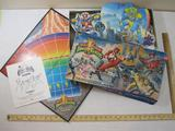 Mighty Morphin Power Rangers Game, Milton Bradley 1993, see pictures for included pieces, AS IS, 2