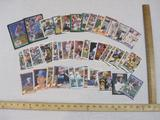 Lot of Assorted Sports Trading Cards including NFL and MLB, from Upper Deck, Donruss and more, 4 oz