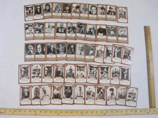 Lot of 1974 Pioneers of Baseball Trading Cards, Fleer/RG Laughlin 1974, 4 oz