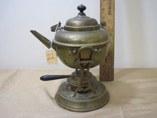 Vintage Brass Samover