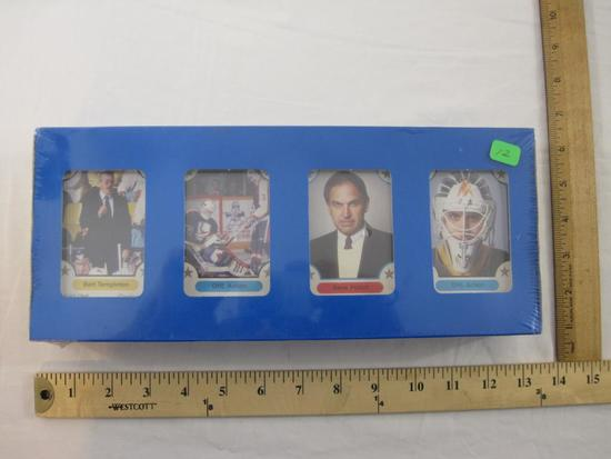 SEALED 1991/92 Ontario Hockey League OHL Factory Card Set, 383 cards, 1 lb 13 oz