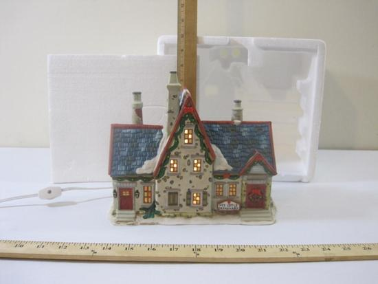 Santa's Workbench Collection Wee Little Orphanage 2000, 3lb 12oz