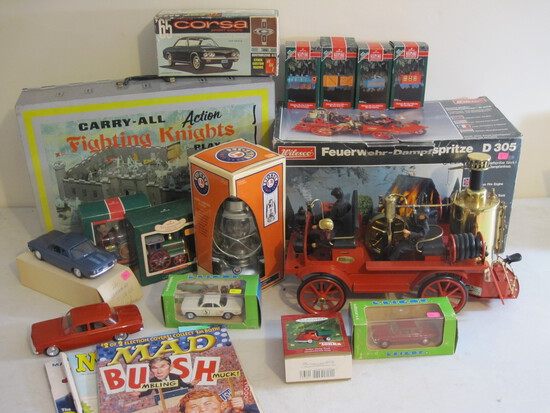Model Cars, Christmas, Trains & More