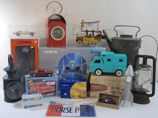 Lanterns, Promo & Model Cars, Collectibles & More