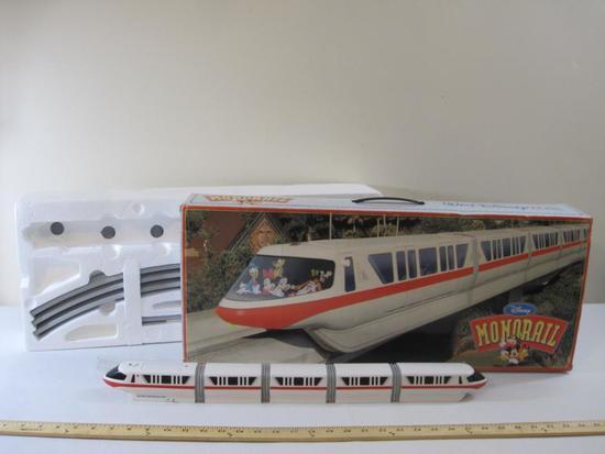Walt Disney World Monorail, Walt Disney Attractions Inc, in original box, 4 lbs 8 oz