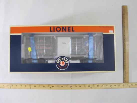Lionel Large Scale 2004 Christmas Boxcar 8-87025, Lionel Large Scale Rolling Stock, new in box, 3
