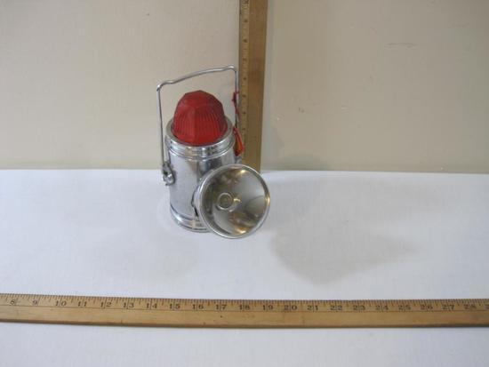 Ash Flash Railroad Hazard Light/Lantern, 14 oz