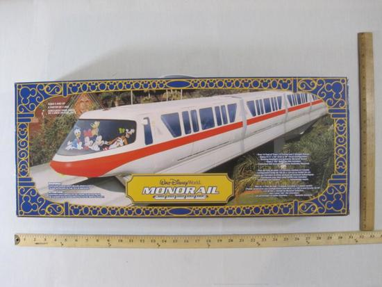 Walt Disney World Monorail Disney Theme Park Collection, The Disney Store Inc, new in box, 4 lbs 8