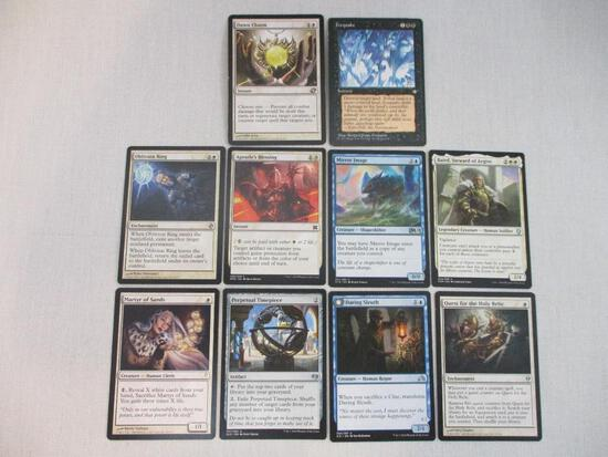 Over 1000 Magic: the Gathering Cards, may contain cards from 1993-present including commons,