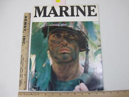 Marine Recruitment Magazine